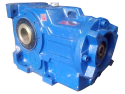 AK 07 Bevel Helical Gearbox - Motor Power rating: 3.7KW @1400 rpm