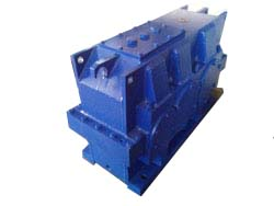 TH2-315, PARALLEL SHAFT HELICAL GEAR BOX
