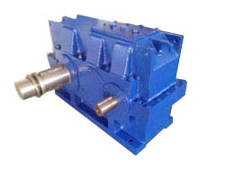 TH2-315, PARALLEL SHAFT HELICAL GEARBOX