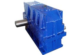 Model TH3-315, Parallel shaft helical gearbox