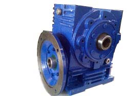 Model Box -125 Worm Gearbox