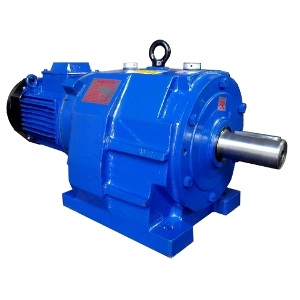 Foot Mounted Helical Inline Gear Motor (with motor)